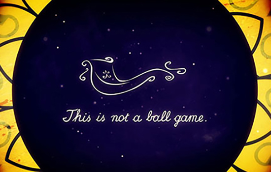 This is Not A Ball Game